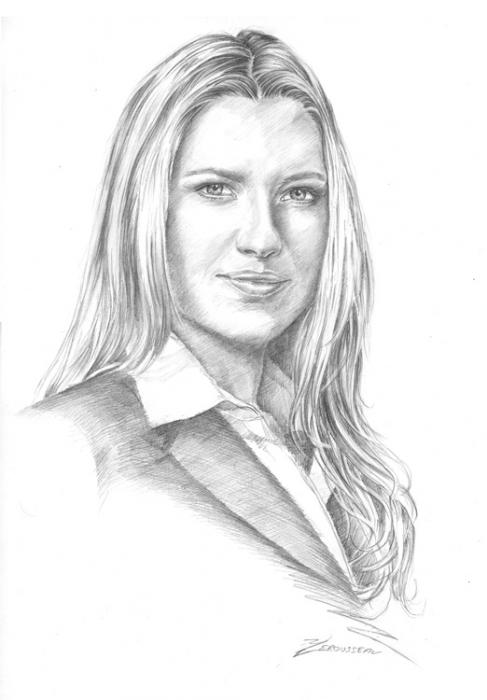 Anna Torv by Olivier_Lerousseau